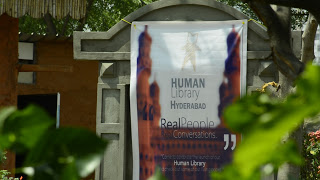 Real People, Real Stories- Interview with Mr. Harshad Fad, Organizer, Human Library Hyderabad