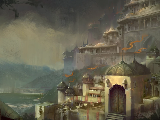 Raji: An Ancient Epic – An Indian Game Like Never Seen Before.