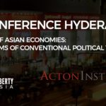 The Dynamics of Asian Economies: South Asia Students For Liberty Conference on the 22nd April 2018 in Hyderabad