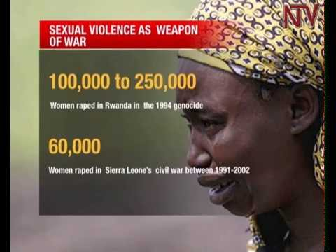 Sexual Violence as a peacetime-wartime continuum: Part 5; Sexual violence and Indigenous women in Conflict