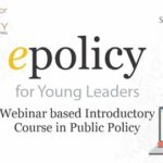 Applications open for CCS 2-day online introductory course in Public Policy 'epolicy' | 31 October & 1 November |